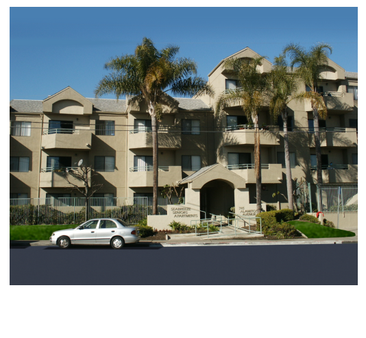 Seabreeze Apartments: About